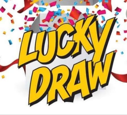EVENT LUCKY DRAW